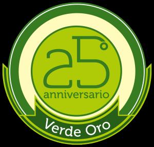 25 Anni Verde Oro Toscano Gioielleria