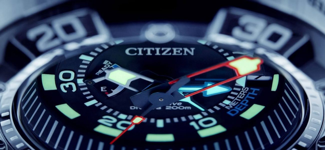 Citizen ProMaster Aqualand